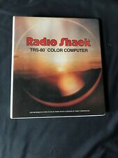 Radio Shack TRS-80 Disk Graphics 5.25 Floppy Disk and Catalog