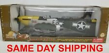 The Ultimate Soldier Xtreme Detail WWII US Airplane Mustang P51-d Scale 1 18