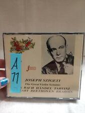Joseph Szigeti: The Great Violin Sonatas