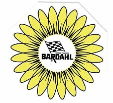 "BARDAHL Sticker Decal 4"" x 4"""