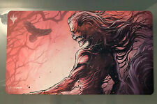 MTG Secret Lair BLOODGHAST Playmat BY ULTRA PRO In Hand