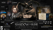 Middle-earth: Shadow of War Mithril Edition LIMITED Collector's Edition PS4