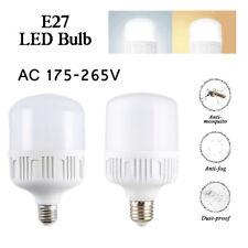 E27 LED Bulb Even Light Energy Saving 240V No Strobe High Power 5-60W