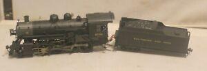 VTG IHC HO Scale Locomotive B&O Baltimore Ohio 2789 Train & Tender