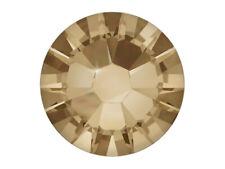 Swarovski® Crystal Kristall golden shadow 2.55mm Nail Art Strass Steine UV Gel