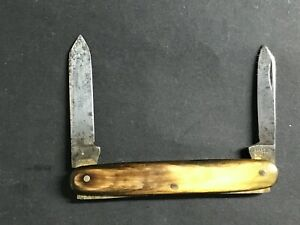 Vintage Pocket Knife W. Jno. Bakers Sydney