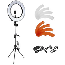 Neewer Camera Macro Ringlight Flashes Photo Video Lightning Kit 18 Inch