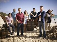 Alex O'Loughlin,Scott Caan,Daniel Dae Kim Hawaii Five-0 20.3cmx25.4cm