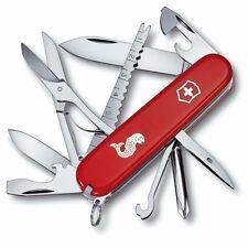 Victorinox Taschenmesser Taschenwerkzeug Fisherman 1.4733.72 rot neu OVP