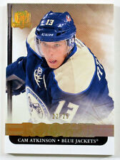 wOw! /25 CAM ATKINSON ROOKIE THE CUP BASE GOLD SPECTRUM 2011 11 12