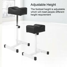 Adjustable Pedicure Nail Footrest Manicure Foot Rest Desk Salon Spa Equipment