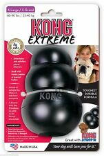 Kong Extreme Black Dog Chew Toy Tough Power Chewers Xlarge