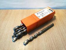 10 x BTI - Biathlon Hammerbohrer Ø12mm, 100/165 mm SDS Plus Bohrer Steinbohrer