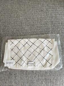 Brand new 100% Authentic CHANEL Karl Lagerfeld MEDIUM Flap Dust Bag ICOT2