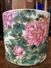 Chinese Antique Porcelain Brush Pot China Asian