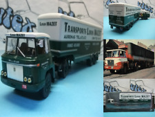 Truck camión camion camião Willème TL 101 Horizon (FR) 1962-1970 Altaya 1:43