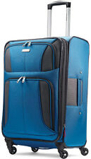 "Samsonite Luggage Aspire XLite 25"" Spinner Expandable Upright Suitcase - Blue"
