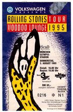 ROLLING STONES - 1995 - Ticket - Eintrittskarte - Voodoo Lounge - München