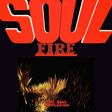 "The soul explosion: ""soul Fire"" (CD reissue)"