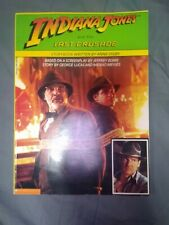 Indiana Jones and the Last Crusade: Storybook (official movie) by Digby, Anne