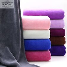 Beroyal Brand Luxury Microfiber Bath Towels For Adults 80*180cm Super Absorbent
