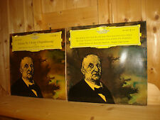 Bruckner Symphony No.5 JOCHUM DGG 2 LP LPM 18500 & 18501 TULIP NM Like New
