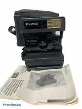 Vintage Polariod One Step Close Up 600 Instant Film Camera Untested