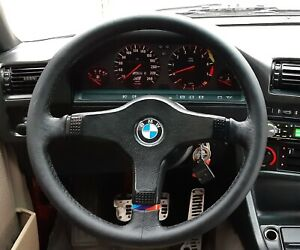 STEERING WHEEL BMW M-TECHNIC 1, M Tech, M3 M5 E30 E28 E24 E34 E32 KBA70074