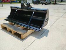 New 48 Grading Bucket For A Caterpillar 3035cr