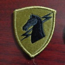 U.S. ARMY PATCH, SSI, SCORPION,MULTICAM, 1ST SPECIAL OPERATIONS COMMAND, VELCR