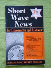 SHORT WAVE NEWS / MAY 1949 / DIRECTION FINDING FOR THE RADIO AMATEUR