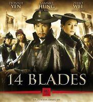 14 Blades [New Blu-ray]