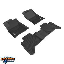 Aries 2807009 StyleGuard XD Floor Liner for 2016-2017 Toyota Tacoma Crew Cab