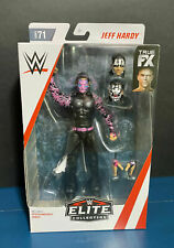 WWE ELITE 71 JEFF HARDY MATTEL WRESTLING FIGURE FREE SHIPPING