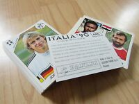 PANINI FOOTBALL ITALIA 90 - 1990 - Vente à l'unité  de stikers originaux  neufs