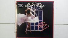KROKUS - The Blitz NEW/SEALED Color Vinyl 180gram Gatefold Reissue HARD ROCK