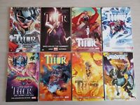 Thor 8 tpb lot 1 2 3 4 5 Jason Aaron Ewing Complete Mighty Jane Foster Valkyrie
