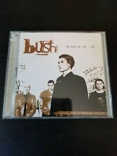 The Best of '94 - '99 by Bush (CD, Aug-2010, 2 Discs, Spv)