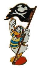 Disney DLRP Pirates Donald Duck Pin