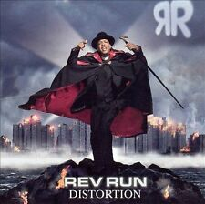 Distortion by Rev Run (CD, Sep-2005, Def Jam (USA))