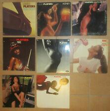 Vinyl-LP-Sammlung Ohio Players (Honey, Fire, Angel, cheesecake cover, sexy nude)