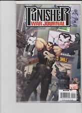 MARVEL THE PUNISHER WAR JOURNAL # 5 civil war  2007 FRACTION/OLIVETTI  WANTED !