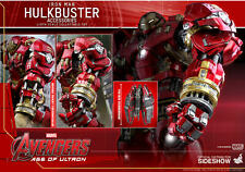 Hot Toys Hulkbuster Accessories Avengers Age of Ultron Set New In Stock