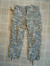 DIGITAL CAMO Military PANTS MED-Reg Combat Army Trousers 50/50 Camouflage Field