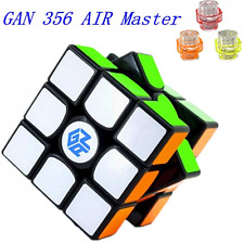CuberSpeed Gans 356 Air (Master) 3x3 Black Magic cube Gan 356 Air (Master) 3x3x3