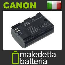 LP-E6 Batteria Alta Qualità SOSTITUISCE Canon LPE6 LP-E6 LPE6N LP-E6N (XE9)
