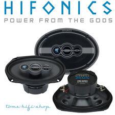 """HIFONICS Zeus ZSI-693 6x9"""" 3-Wege-Lautsprecher 300 Watt Auto Boxen oval 16x23cm"""