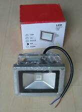 ROTES FLUTLICHT: 10Watt LED Strahler Fluter 120° 900 Lumen IP65 Alu floodlight