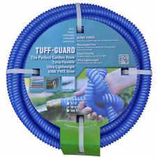 """JGB Tuff Guard Perfect Water Hose 50-Foot (5/8"""") Blue Garden Hose"""