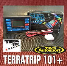 TERRATRIP 101+ Rally Computer. BRAND NEW!! FULL AUS WARRANTY!!!